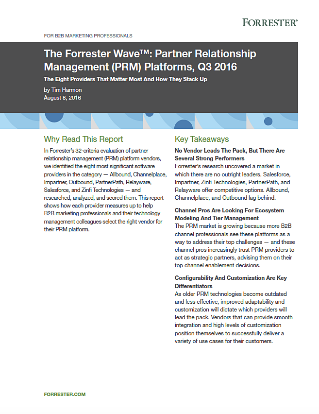 Forrester Report PDF