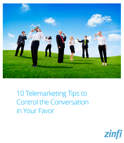 10 Telemarketing Tips to Control the Conversation in Your Favor