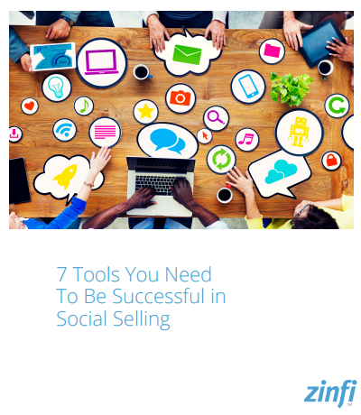 7 Tools you need to be successful in social selling