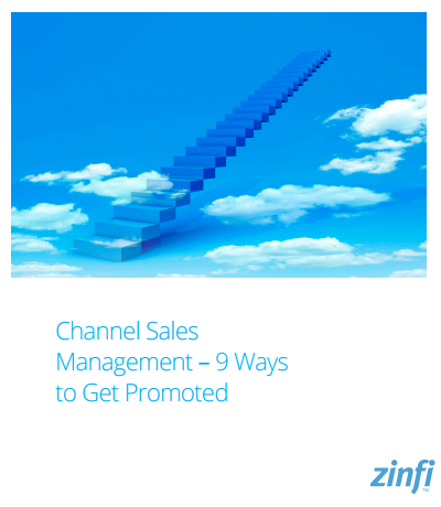 Channel Sales Management – 9 Ways to Get Promoted