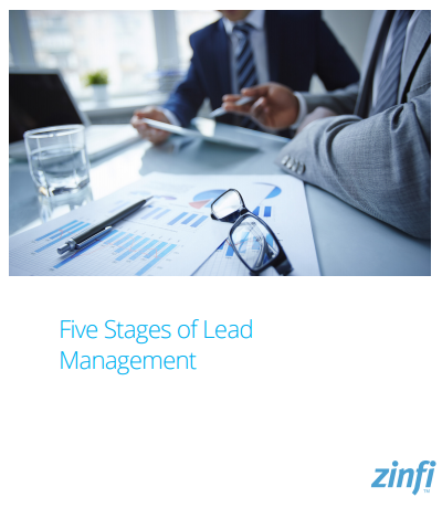 five-stages-of-lead-management