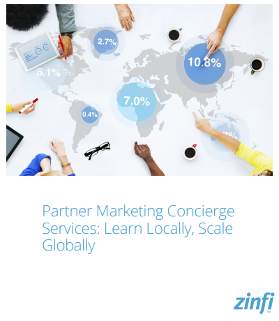Partner Marketing Concierge Services - Learn Locally, Scale Globally