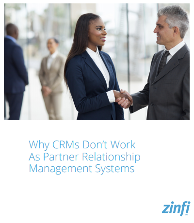 Why CRMs Don't Work As Partner Relationship Management Systems