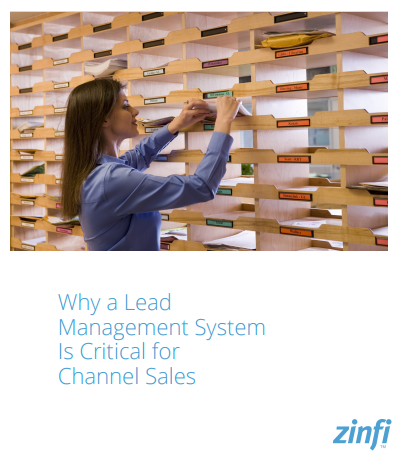 Why a Lead Management System Is Critical for Channel Sales