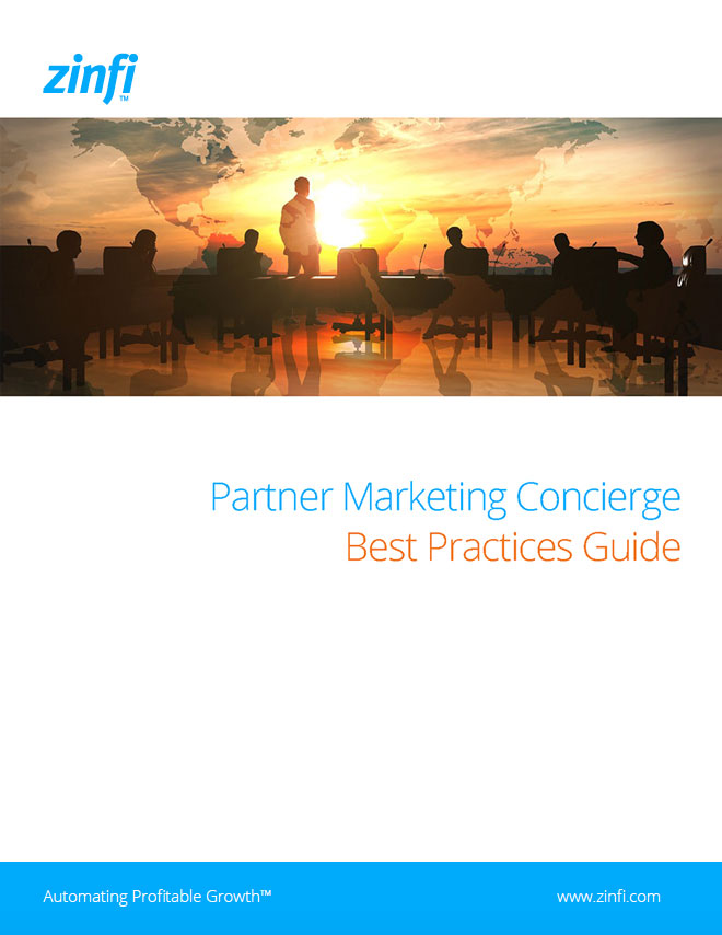 Partner Marketing Concierge Best Practices