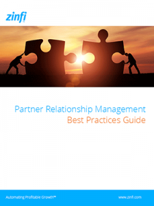 partner relationship management best practices