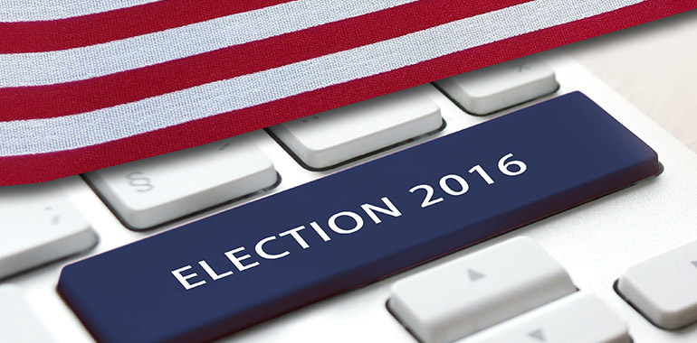 How Technology Influenced Everything Associated with the U.S. 2016 Election