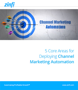 5 Core Areas for Deploying Channel Marketing Automation