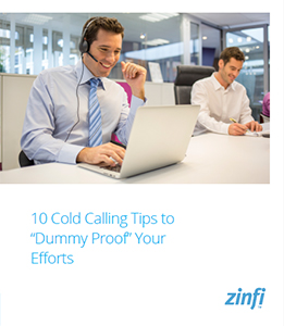 "10 Cold Calling Tips to ""Dummy Proof"" Your Efforts"