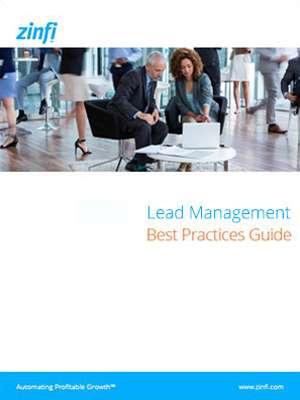 Lead Management Best Practices Guide