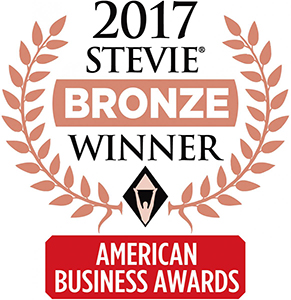 Partner Relationship Management Stevie Award