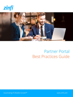 Partner Portal Best Pactices