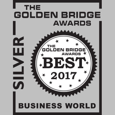 ZINFI Wins Silver for Best New Products and Services in the 9th Annual 2017 Golden Bridge Awards®
