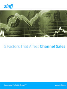 5Factors That Affect Channel Sales