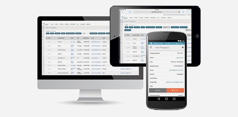 Mobile Partner Portal