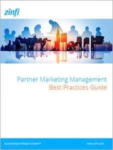 Partner Marketing Management Best Practices