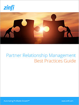 Partner Relationship Management guidebook cover