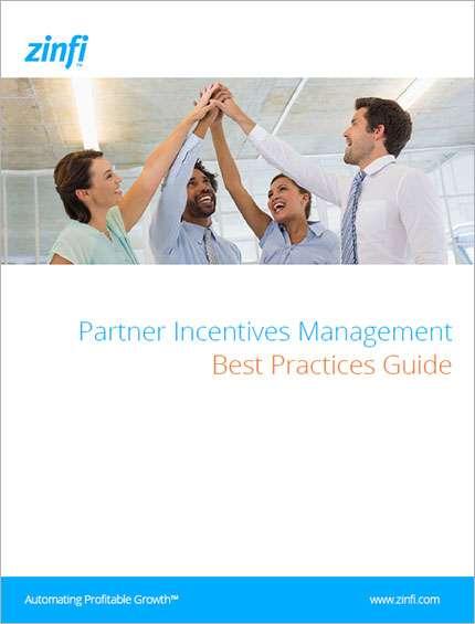 Partner Incentive Management guidebook cover