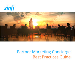 Partner Marketing Concierge