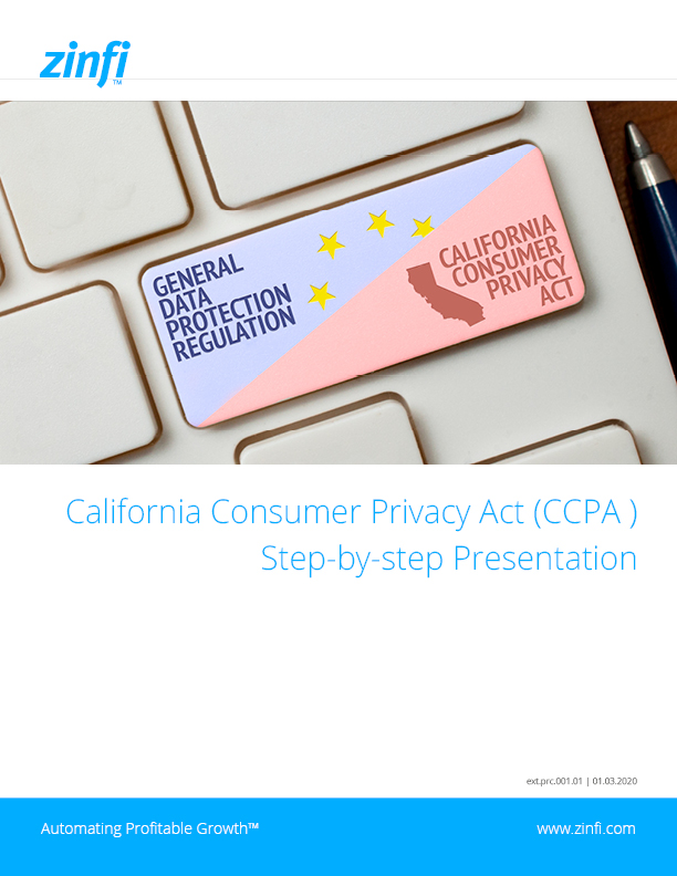 Consumer Privacy Readiness Compliance Guide