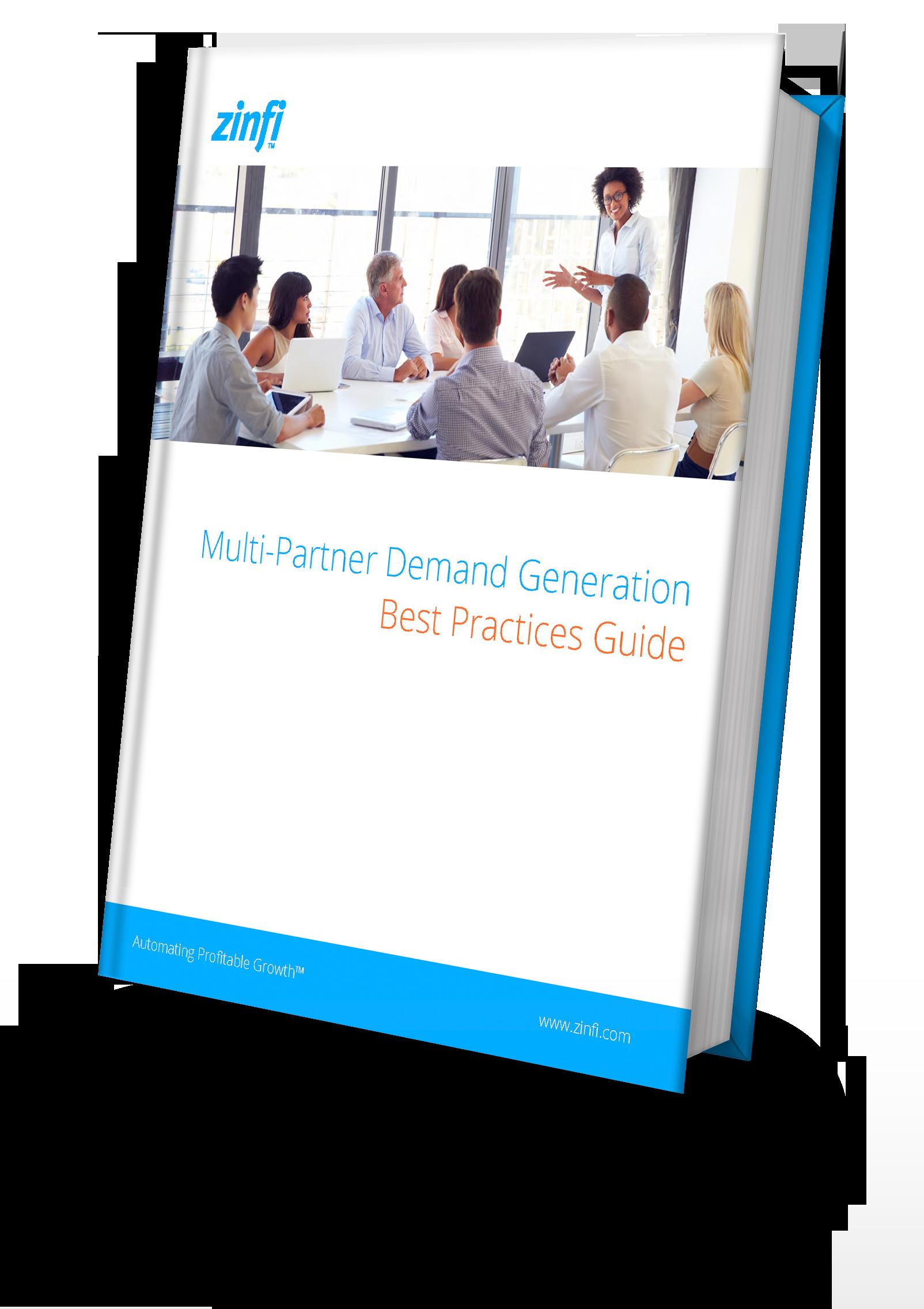 Multi-Partner Demand Generation Best Practices