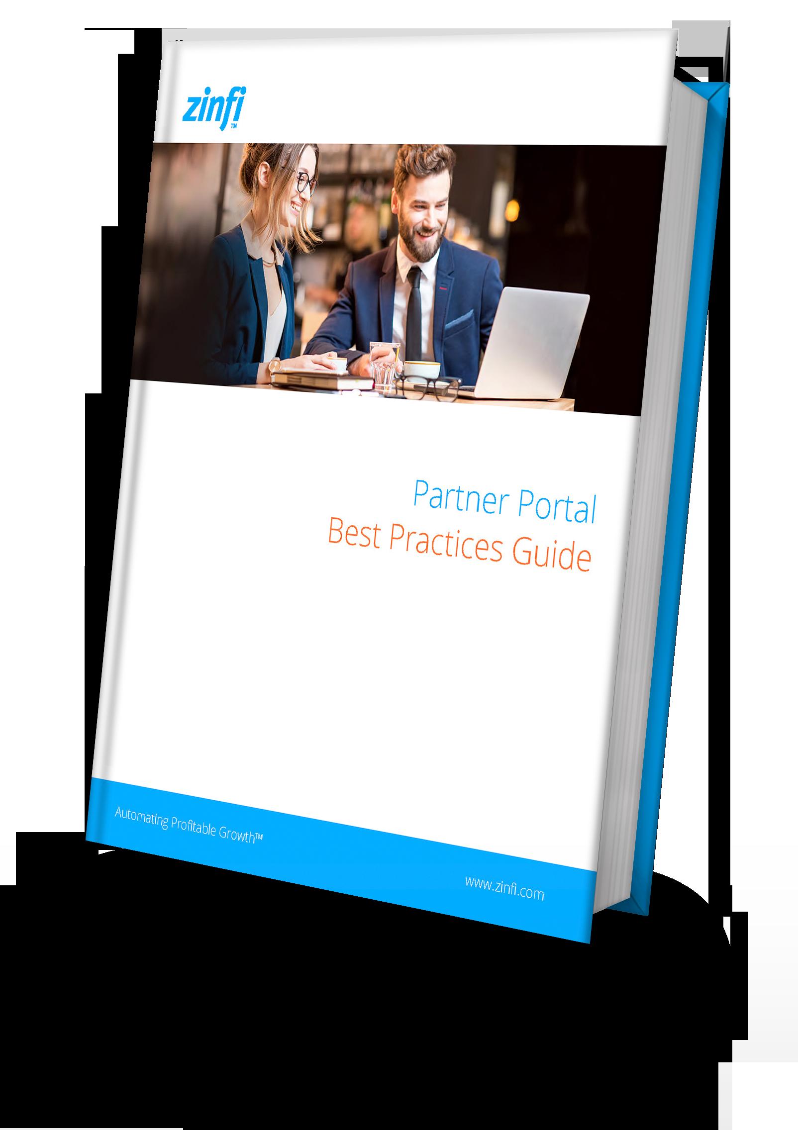 Partner Portal Best Practices Guidebook
