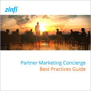 Partner Marketing Concierge Best Practices