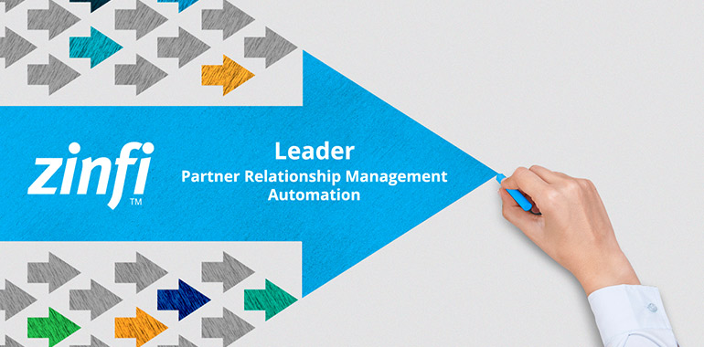 ZINFI Recognized by Analyst Firm as a Leader in Partner Relationship Management Automation